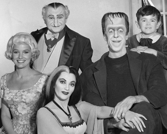 munsters family