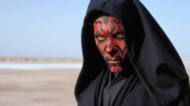amenaza darth maul