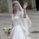 Vestido de novia de Kate Middleton, las claves