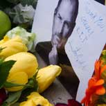 Obama, Coldplay…adiós a Steve Jobs en Twitter